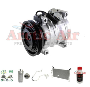 77387 A/C Compressor Kit with Condenser for 2003-05 Dodge Neon 2.0L (all models)