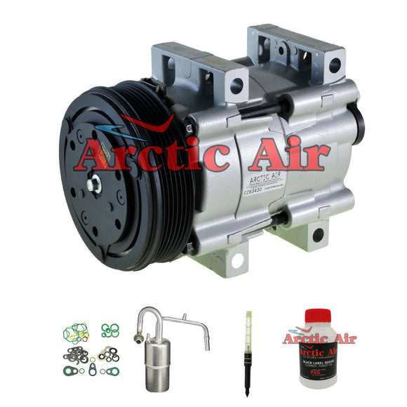 57124 A/C Compressor Kit For 89-93 Ford Taurus Lincoln Continental Mercury Sable
