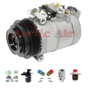 77356 A/C Compressor Kit for 1996-02 Mercedes-Benz E320 E420 E430 E300 E55 AMG