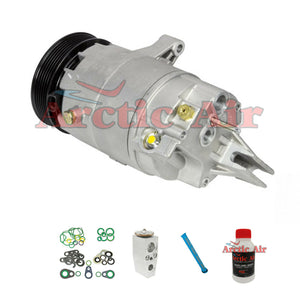 67283 NEW A/C Compressor Kit with Clutch fits 2006-2008 Pontiac Grand Prix 3.8L