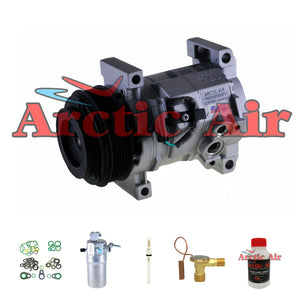 78348 A/C Compressor Kit w/ Clutch for Chevy Express GMC Savana 1500/2500/3500