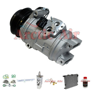 97330 A/C Compressor Kit with Condenser for 2005-2007 Cadillac CTS 2.8L