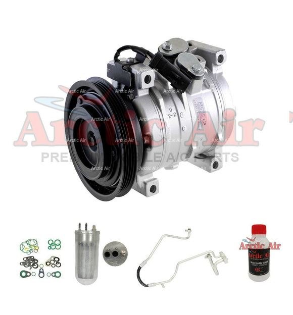 77387 A/C Compressor Kit with Clutch fits 2003-2005 Dodge Neon 2.0L (all models)