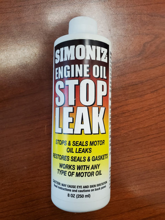 Simoniz Engine Oil Stop Leak 8 oz