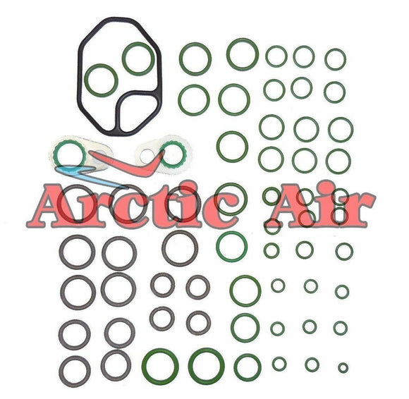 AC System O-Ring and Gasket Kit fits Late Ford Applications