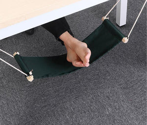Footrest Desk Feet Hammock