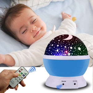 LED Rotating Star Projector USB Cord