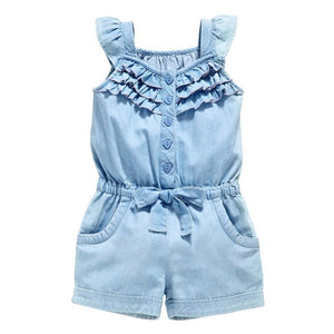 Baby Girls Clothing Rompers