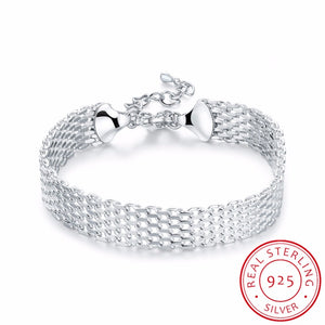 Women's Fashion bracelet 925 sterling silver