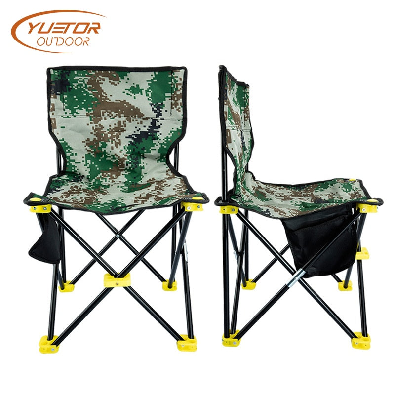 Marvelous Hiking Camouflage Folding Chair Oxford Cloth Beach Stool Fishing Seat Ultralight Portable Camping Chair Unemploymentrelief Wooden Chair Designs For Living Room Unemploymentrelieforg