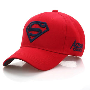 2019 New Letter Superman Cap