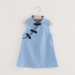 Princess dress Cotton baby girl