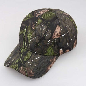 Outdoor Sunscreen Quick-Drying Cap Jungle