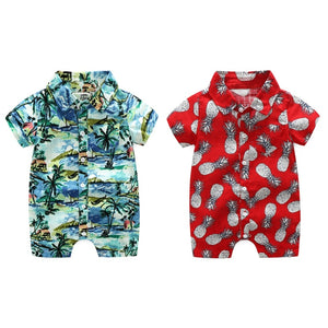Baby Boy Casual Jumpsuit