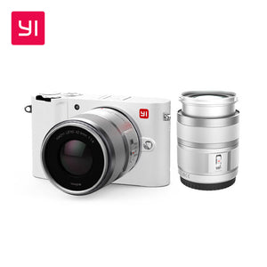 M1 Digital camera without mirror Prime Zoom Lens Minimalist LCD International version 20MP 720RGB video recorder