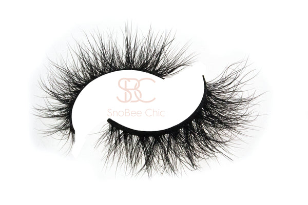 3D Mink Fashionista Lashes