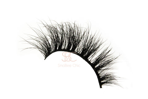 3D Mink Foxy Lashes