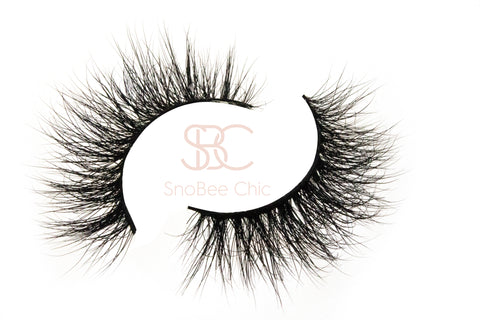 3D Mink Goddess Lashes