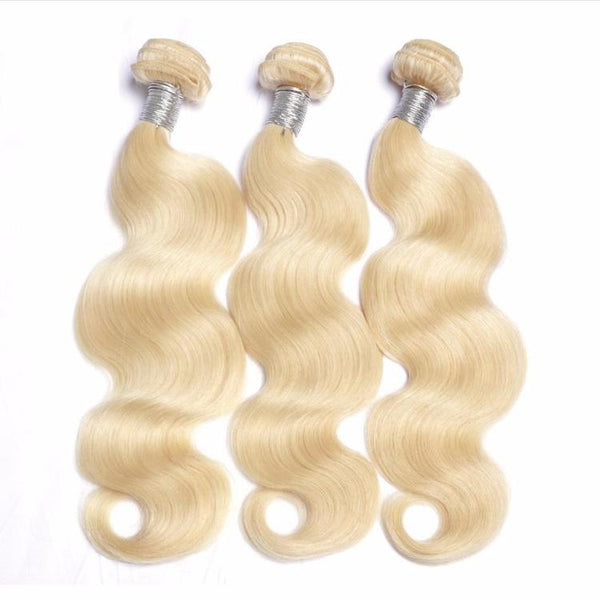 Brazilian Blonde Body Wave Bundle Deal
