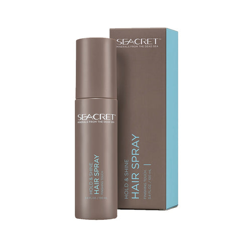 SEACRET Hold & Shine Hair Spray