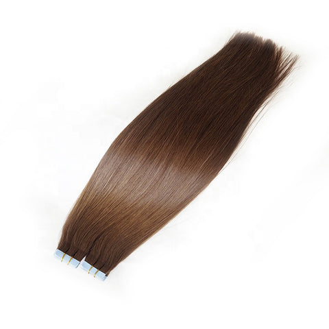 Brazilian Smooth Straight Tape-Ins