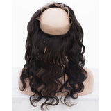 Brazilian 360 Body Wave Lace Frontal