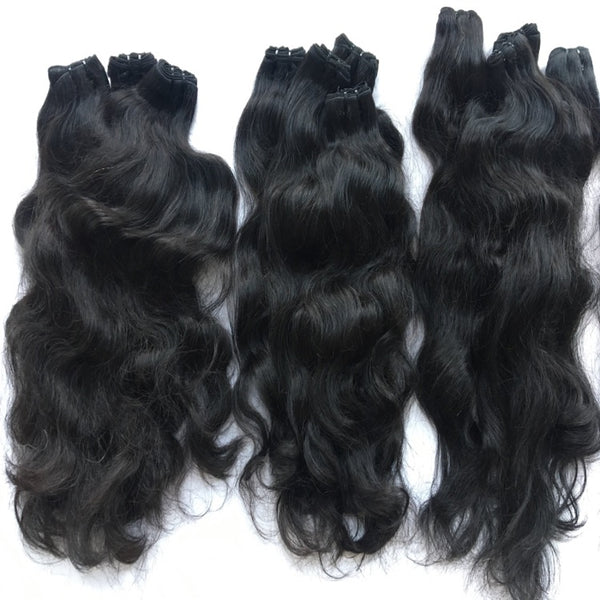 Vietnamese Raw Natural Wavy