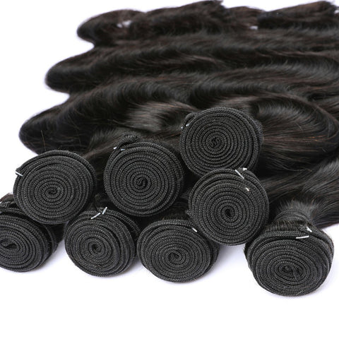 Indian Body Wave Bundle Deal