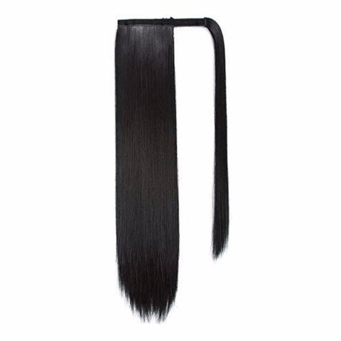 Smooth Straight Natural 1B Ponytail