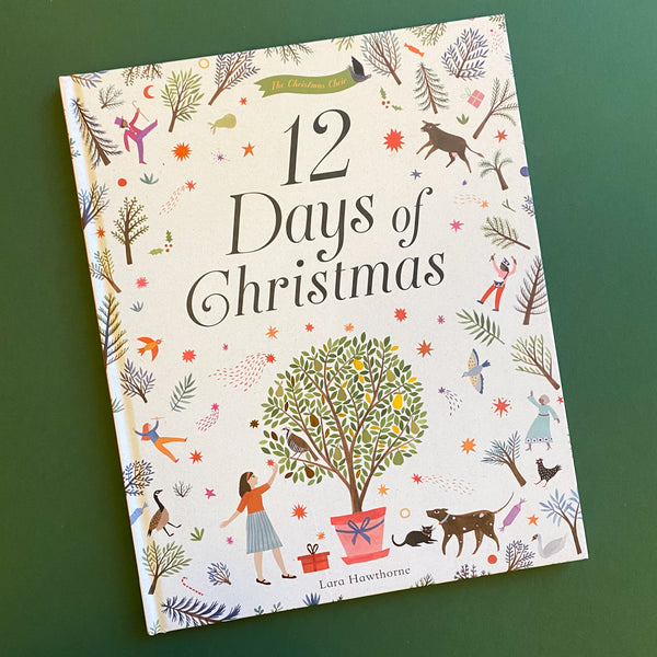 12 Days of Christmas by Lara Hawthorne