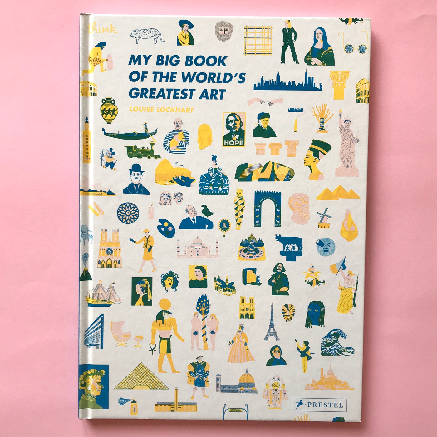 My Big Book of the World's Greatest Art | Louise Lockhart