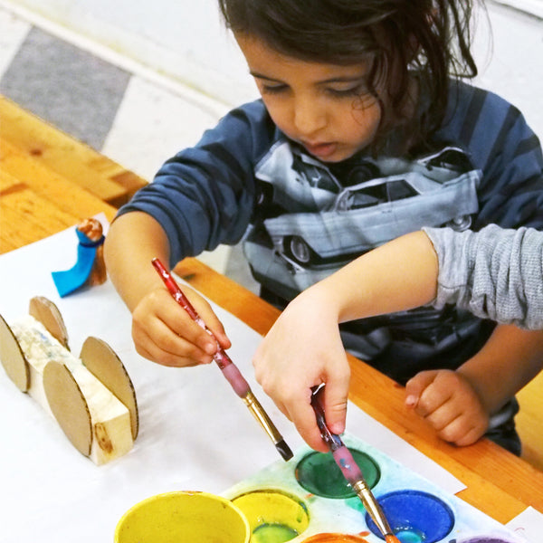 Mini MAKE | A Registered Version of our Drop In Class | 2-5 yrs