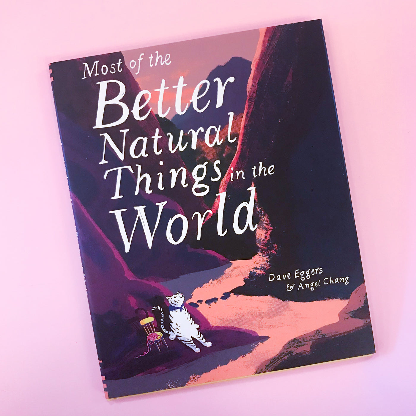 Most of the Better Natural Things in the World by Dave Eggers and Angel Chang