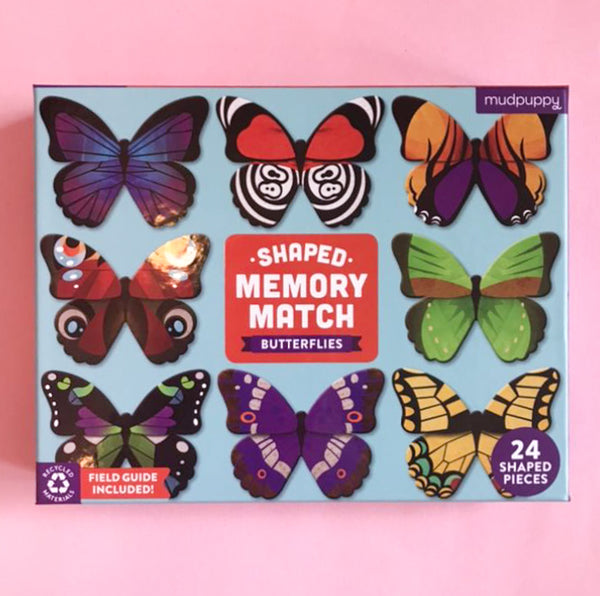 Butterflies Memory Match Game from Mudpuppy
