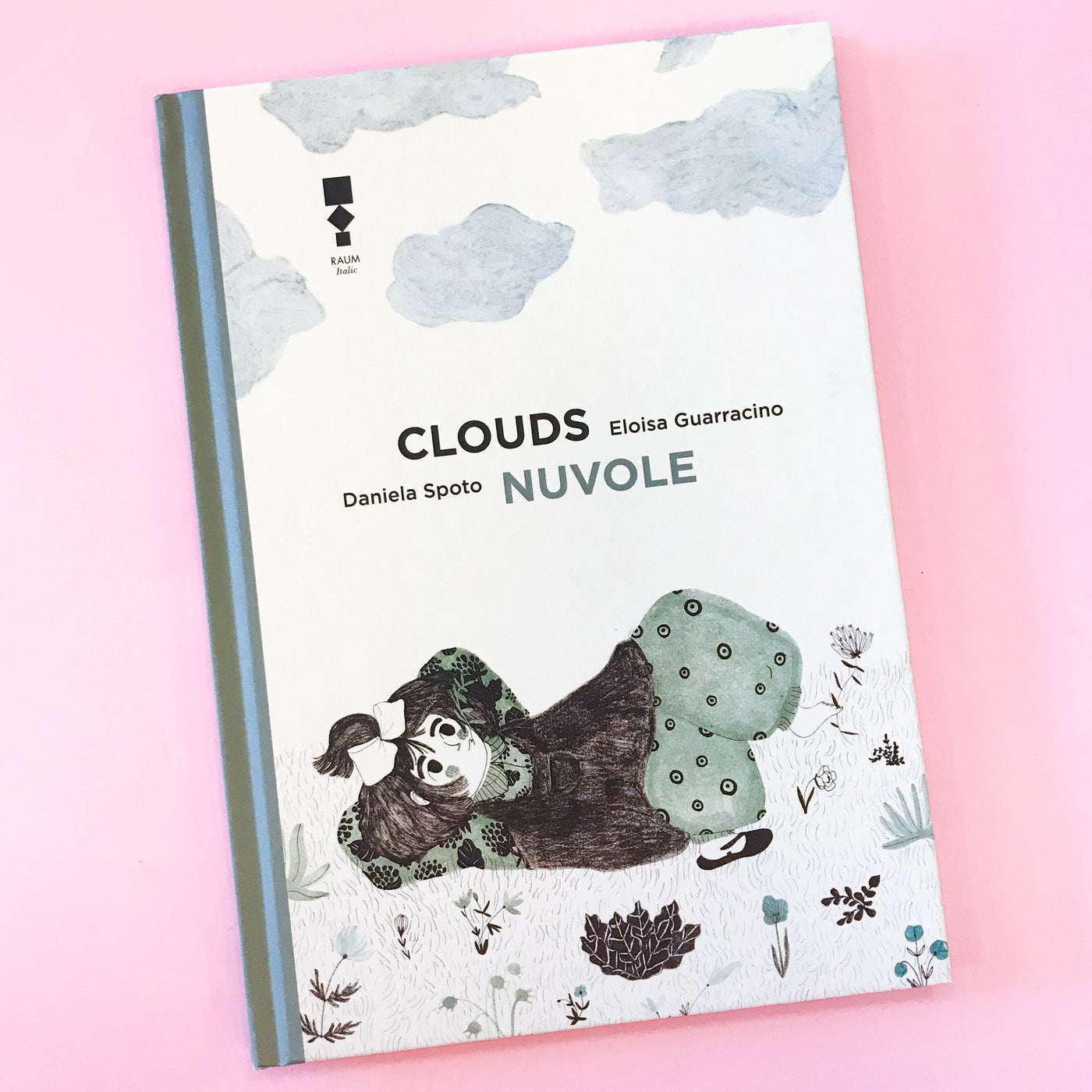 Clouds by Eloisa Guarracino and Illustrations by Daniela Spoto