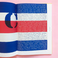 Corita Kent: International Signal Code Alphabet Book