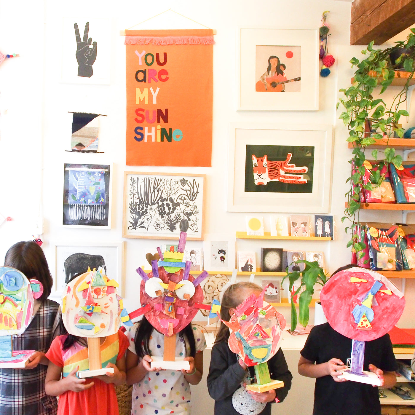 Spring Break Camp | Awesome Art and Crafts for Kids |  Monday-Friday 1:00-4:00