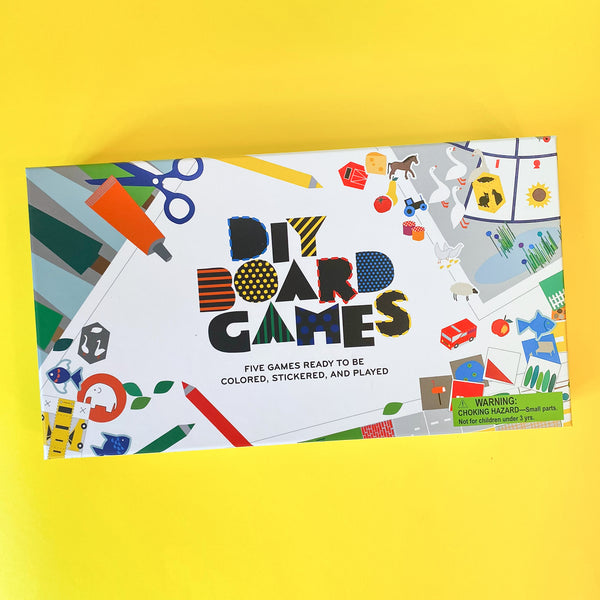 DIY Board Games by Inca Starzinsky and Ruth Williams