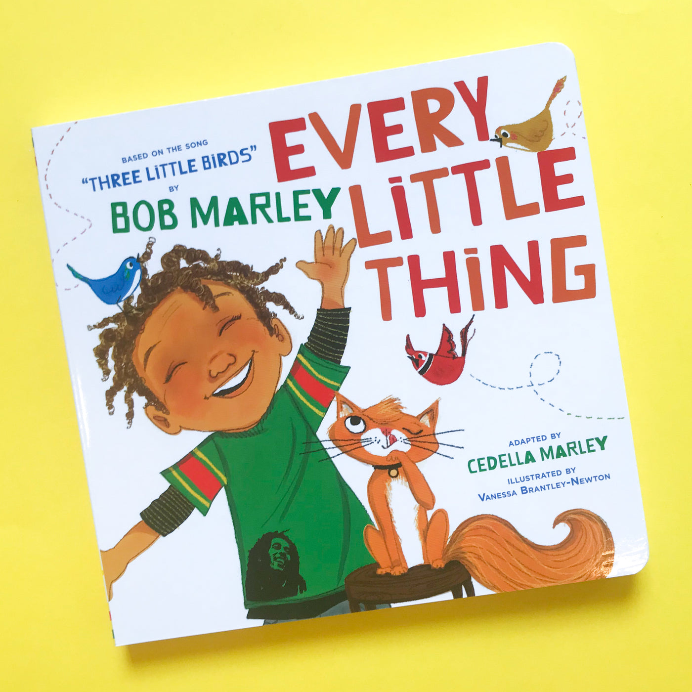 Every Little Thing by Bob and Cedella Marley