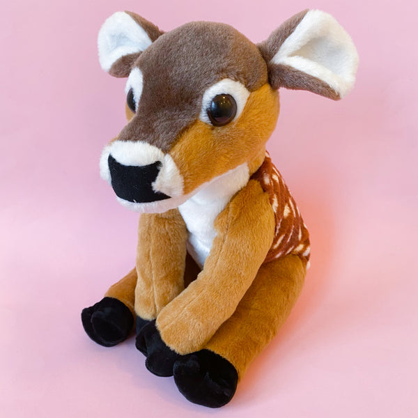 Fawn Stuffed Animal