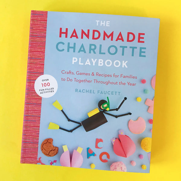 Handmade Charlotte Playbook By Rachel Faucett