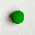 Happy Egg Handcrafted play dough in grass green
