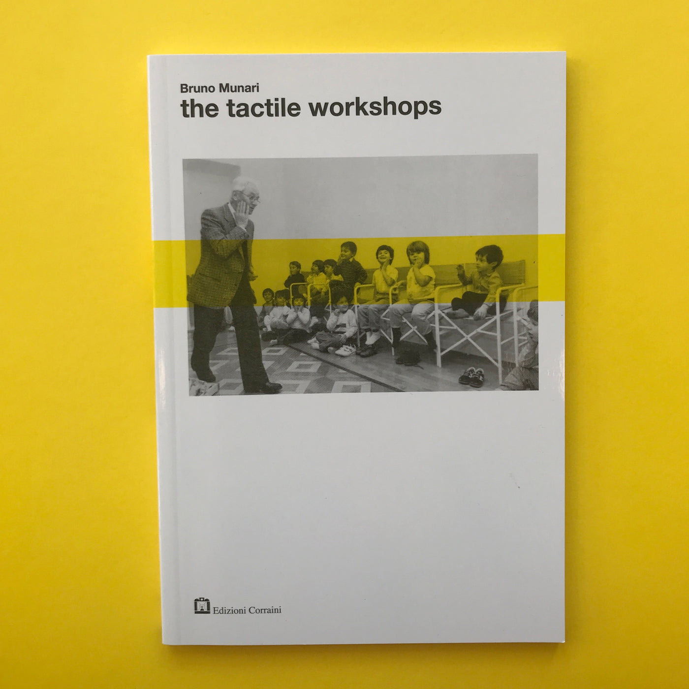 Tactile Workshop Bruno Munari
