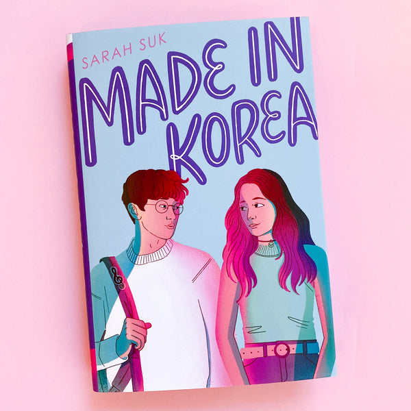 Made in Korea By Sarah Suk