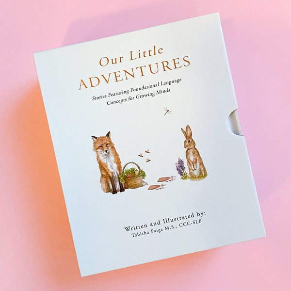 Our Little Adventures by Tabitha Paige