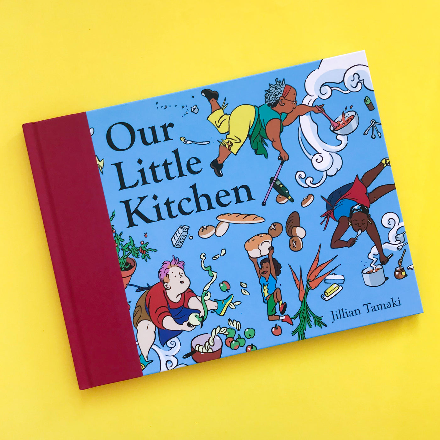 Our Little Kitchen by Jillian Tamaki
