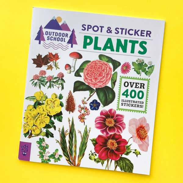 Outdoor School: Spot & Sticker Plants