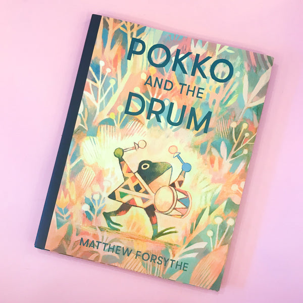 Pokko And The Drum by Matthew Forsthye