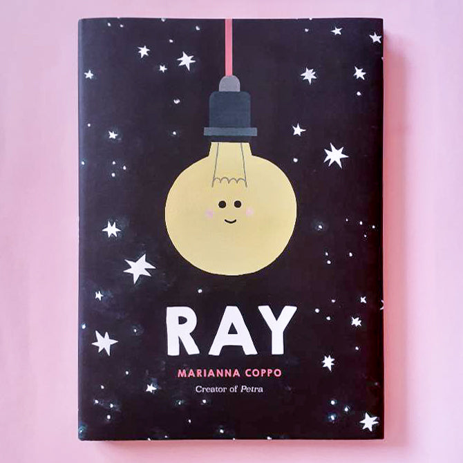 Ray Book by Marianna Coppo