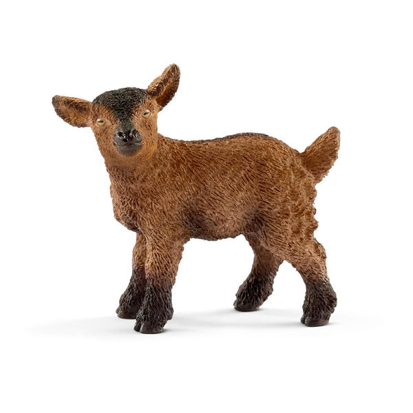 Schleich Farm World Goat Kid Toy Figurine